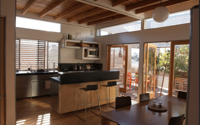 A Sunny Sustainable Kitchen in Eagle Rock, CA