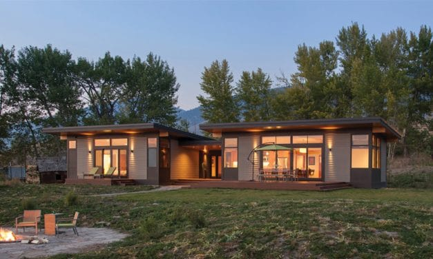 Method Homes LEED Eligible Prefabs