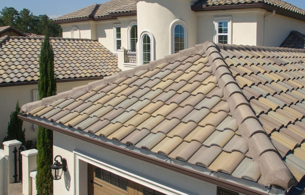 Boral Sustainable Clay and Concrete Roofing Products