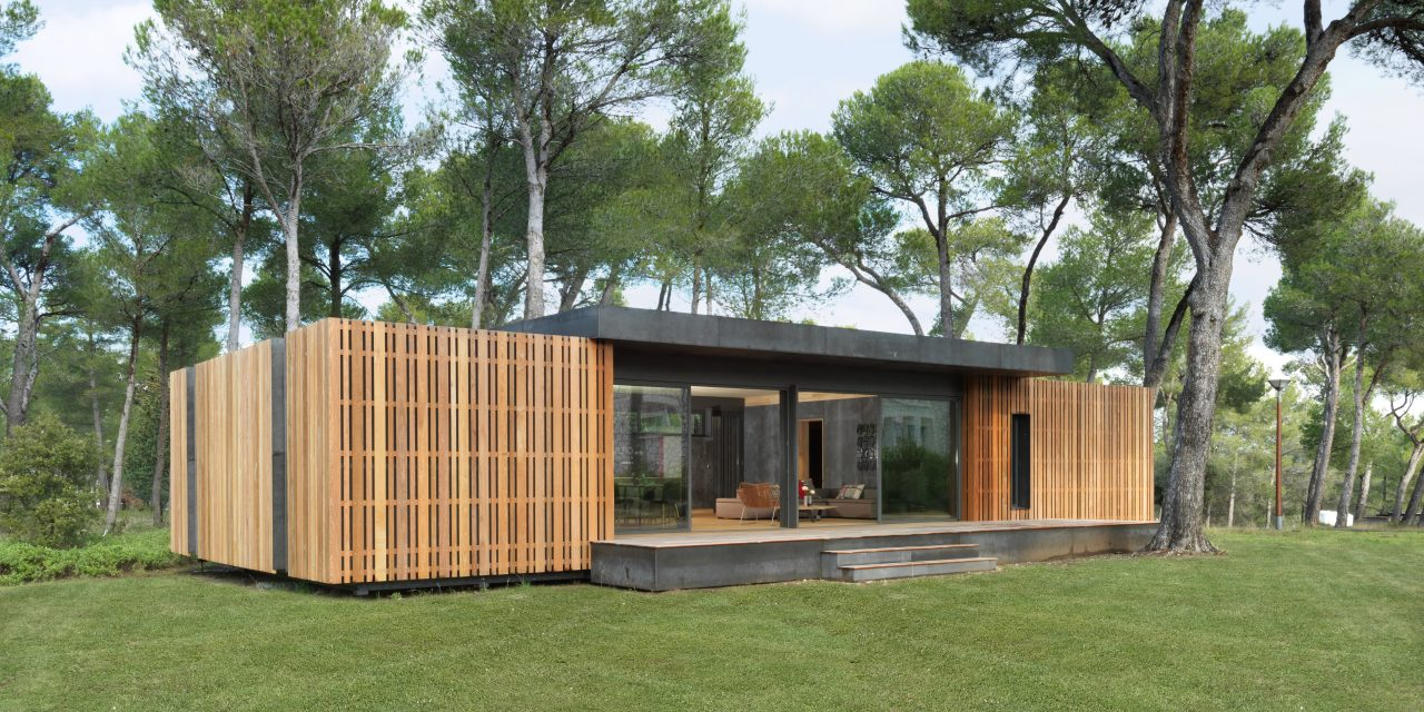Pop-Up House: The Affordable Passive House