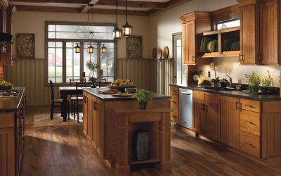 MasterBrand Eco-Friendly Cabinets