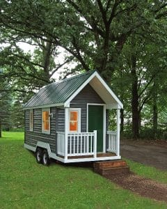 tiny green cabins - Tiny Home Manufacturers to Match Any Budget on elemental green