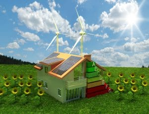 planning for energy efficiency on elemental green