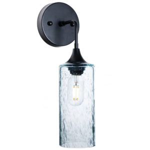 513 Lunar Wall Sconce Glass Bicycle Glass Eco-Friendly Lighting